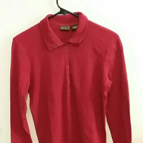 Eddie Bauer Sweaters - Half Byron sweater
